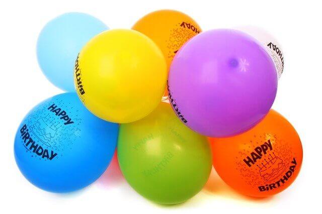 как появились гелиевые шарики?